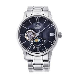 30 mẫu đồng hồ nam Orient automatic thuộc 9 dòng nổi tiếng - Ảnh: Orient RA-AS0002B00B
