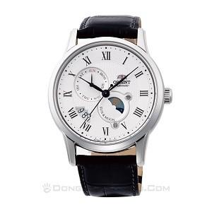 30 mẫu đồng hồ nam Orient automatic thuộc 9 dòng nổi tiếng - Ảnh: Orient SAK00002S0