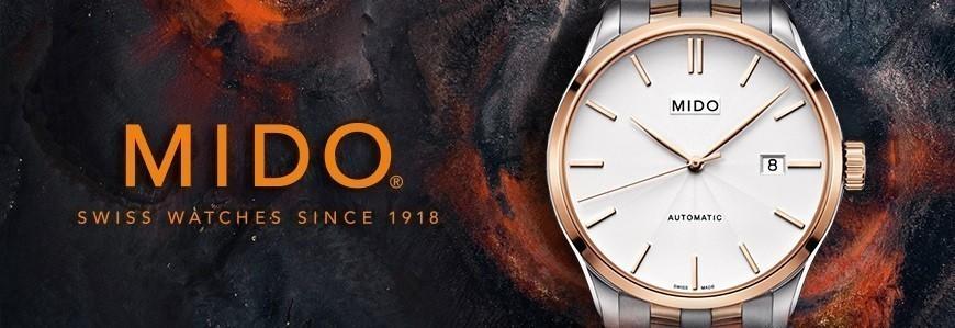 350+ Mẫu đồng hồ Mido nam, nữ chính hãng | Bảo hành quốc tế