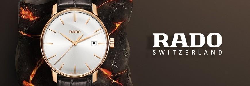 300+ Mẫu đồng hồ Rado nam, nữ chính hãng | Bảo hành quốc tế