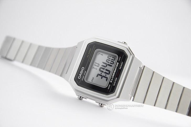 Đồng hồ điện tử Casio B650WD-1ADF rẻ, miễn phí thay pin - Ảnh: 2
