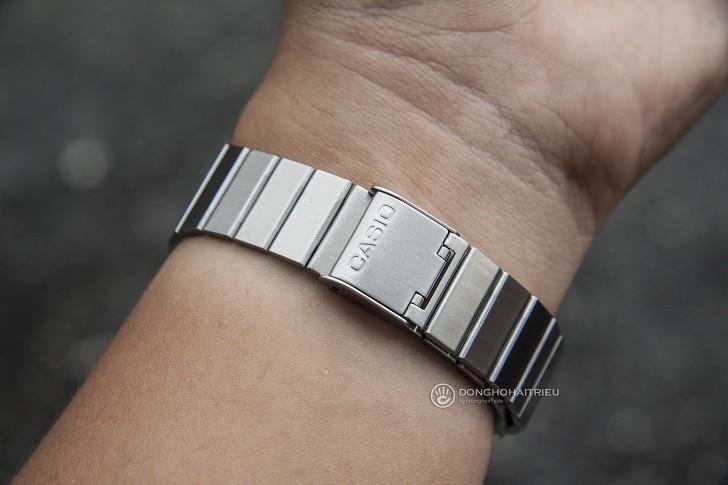 Đồng hồ điện tử Casio B650WD-1ADF rẻ, miễn phí thay pin - Ảnh: 3
