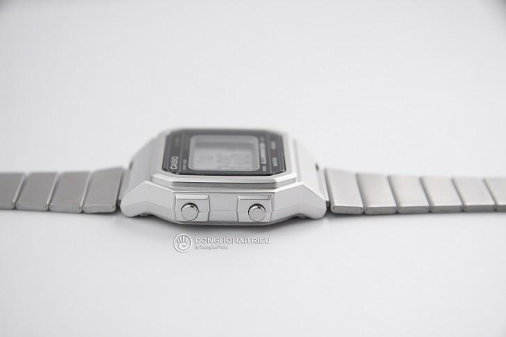 Đồng hồ điện tử Casio B650WD-1ADF rẻ, miễn phí thay pin - Ảnh: 4