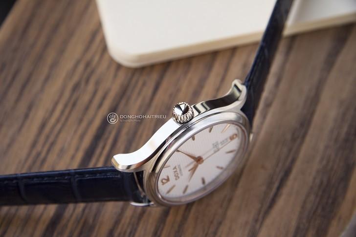 Đồng hồ Doxa D216SWH máy cơ, đạt chứng nhận Swiss Made - Ảnh: 2