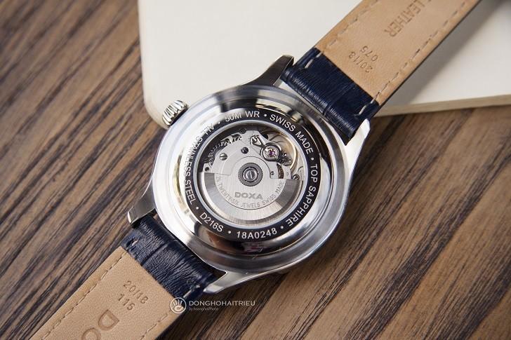 Đồng hồ Doxa D216SWH máy cơ, đạt chứng nhận Swiss Made - Ảnh: 4