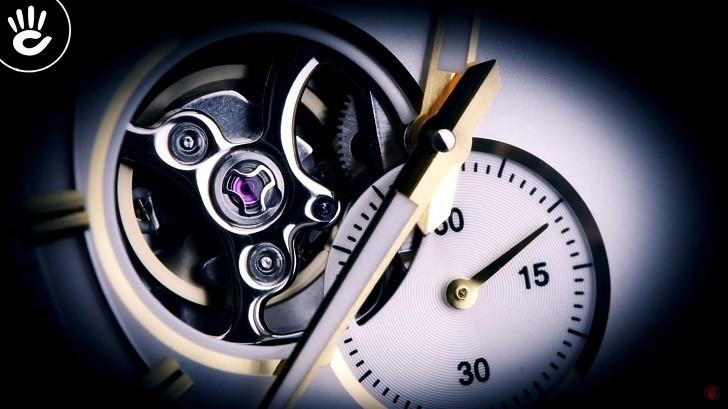 Đồng hồ Orient RA-AR0001S10B máy cơ Nhật, trữ cót 40 giờ - Ảnh: 3