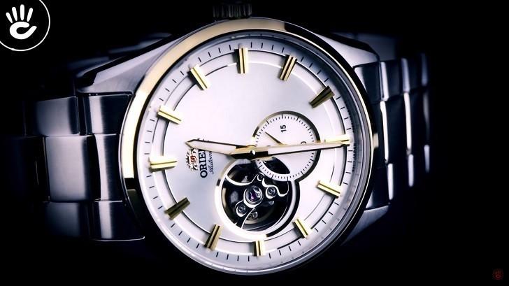 Đồng hồ Orient RA-AR0001S10B máy cơ Nhật, trữ cót 40 giờ - Ảnh: 4