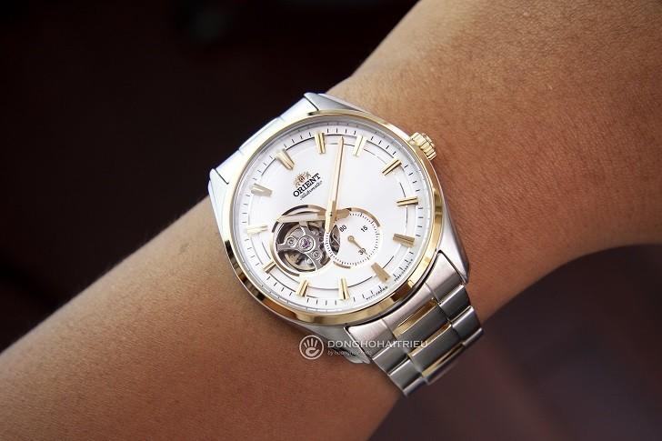 Đồng hồ Orient RA-AR0001S10B máy cơ Nhật, trữ cót 40 giờ - Ảnh: 5