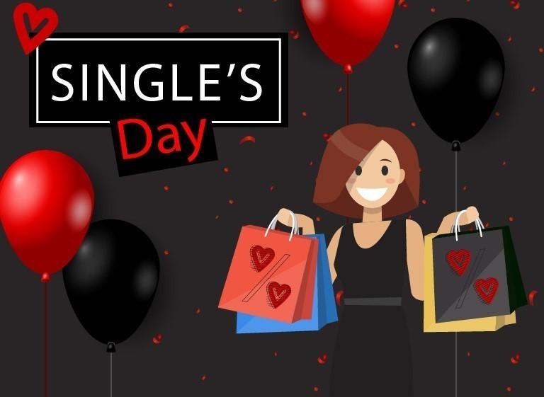 Ngày 11 tháng 11 là ngày gì? Lễ độc thân hay Lễ hội mua sắm? - Ảnh: 1