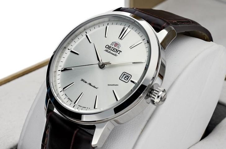 Đồng hồ Orient RA-AC0F07S10B automatic, trữ cót đến 40 giờ - Ảnh 1