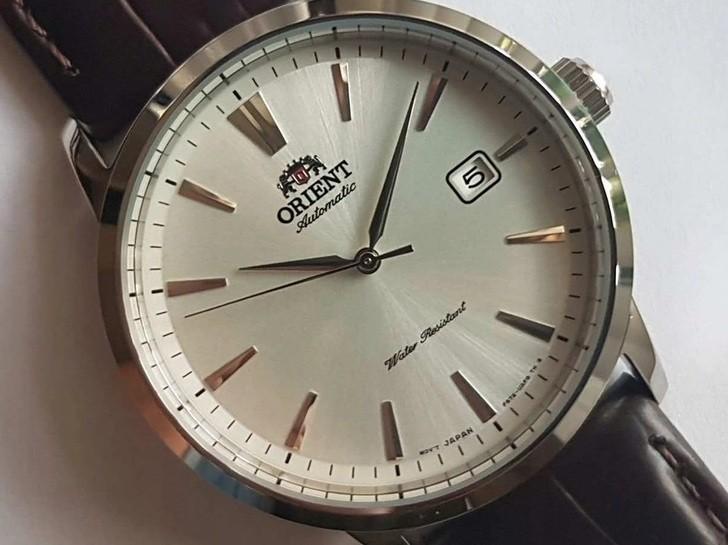 Đồng hồ Orient RA-AC0F07S10B automatic, trữ cót đến 40 giờ - Ảnh 2