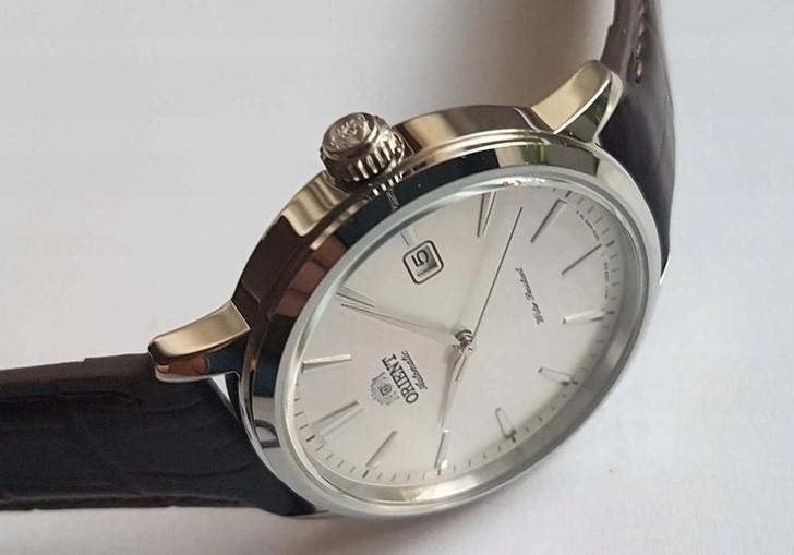 Đồng hồ Orient RA-AC0F07S10B automatic, trữ cót đến 40 giờ - Ảnh 3