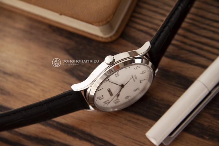 Đồng hồ nam Seiko SGEH75P1 thời trang, thoải mái bơi lội - Ảnh 5