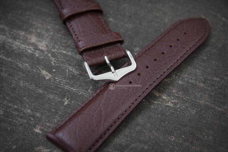 Thay dây da đồng hồ Seiko, Seiko 5 quân đội,... chính hãng - Ảnh: Dây Hirsch Highland