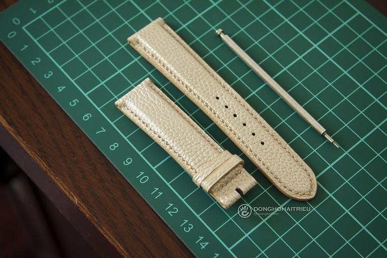 Thay dây da đồng hồ Seiko, Seiko 5 quân đội,... chính hãng - Ảnh: Masamu 2