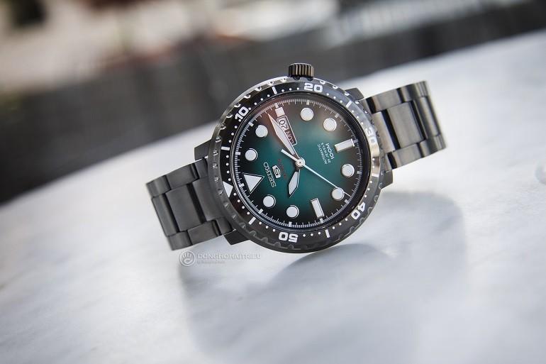 Thay dây da đồng hồ Seiko, Seiko 5 quân đội,... chính hãng - Ảnh: Seiko SRPC65K1
