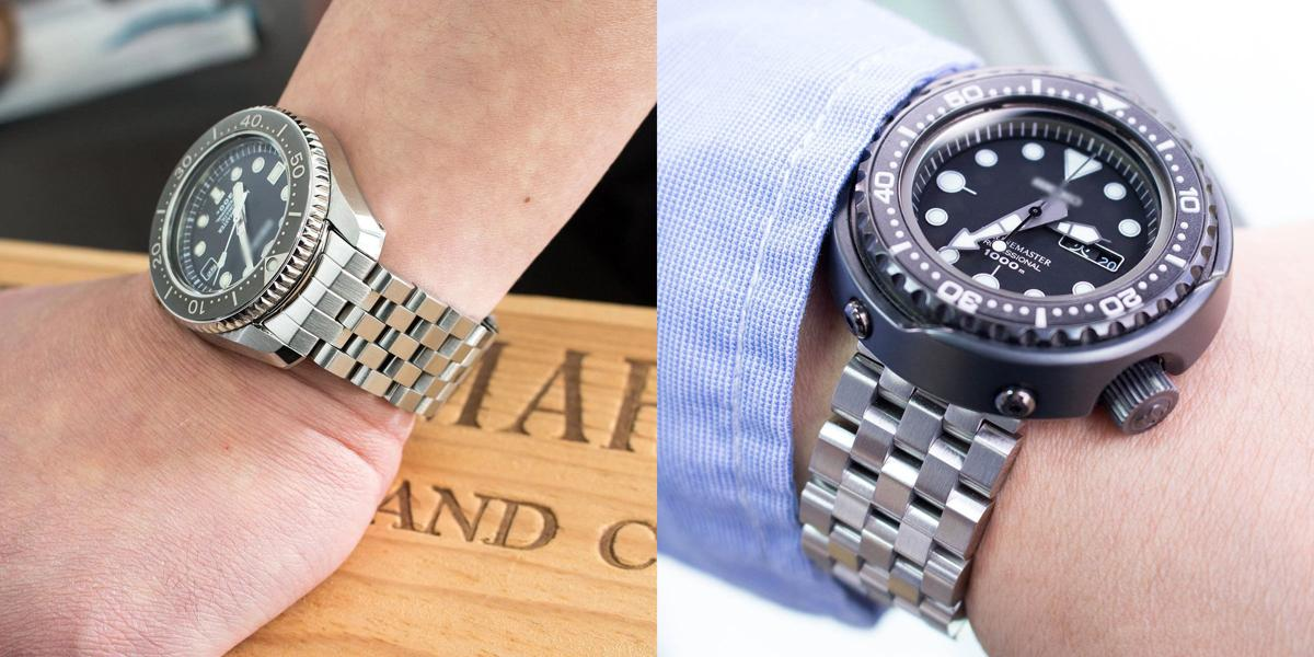 Engineer - Một trong những kiểu dây đồng hồ kim loại bền nhất