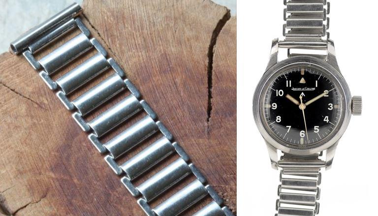 Dây Bonklip và đồng hồ phi công Mark XI của Jaeger-LeCoultre