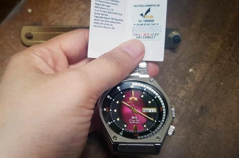 5 điều cấm kỵ khi mua đồng hồ Orient xách tay Nhật Bản - Ảnh: 2