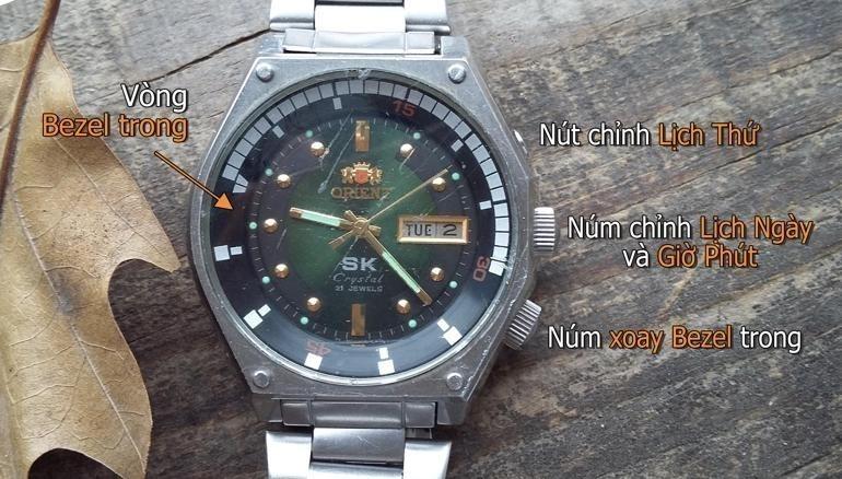 5 điều cấm kỵ khi mua đồng hồ Orient xách tay Nhật Bản - Ảnh: 5