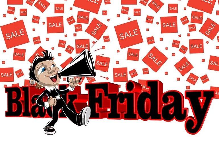 Black Friday là ngày gì? Những cú lừa giảm giá cực mạnh - Ảnh: 1