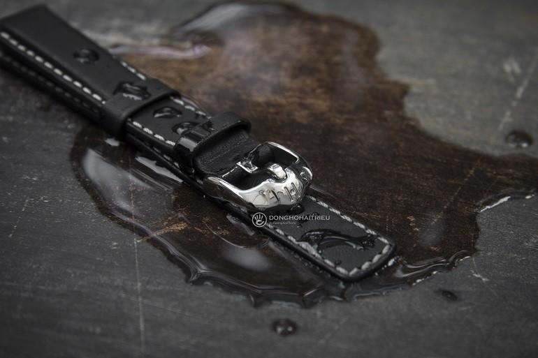 Đồng hồ nổi tiếng thế giới phối với dây da Hirsch bán chạy - Ảnh: 3