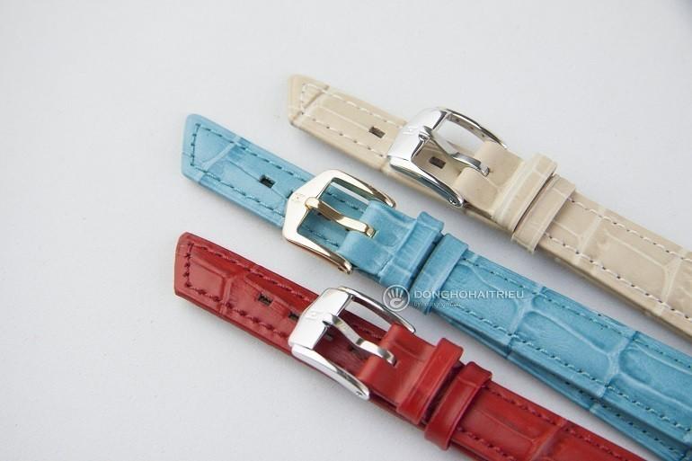 Đồng hồ nổi tiếng thế giới phối với dây da Hirsch bán chạy - Ảnh: 10