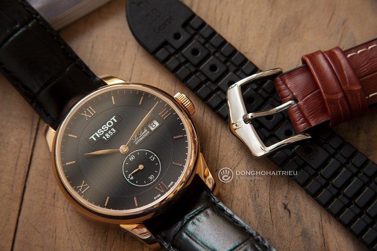 Đồng hồ nổi tiếng phối với dây da Hirsch bán chạy - Ảnh: 2