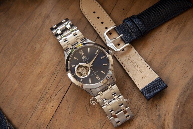 Đồng hồ nổi tiếng phối với dây da Hirsch bán chạy - Ảnh: 3