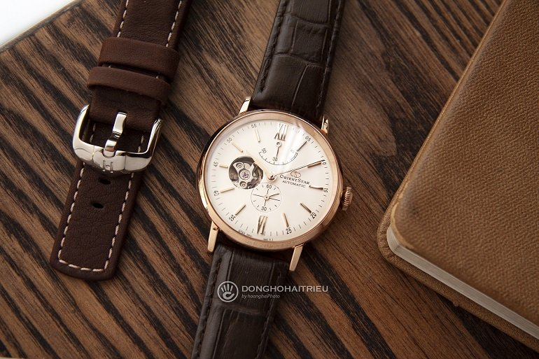 Đồng hồ nổi tiếng phối với dây da Hirsch bán chạy - Ảnh: 4