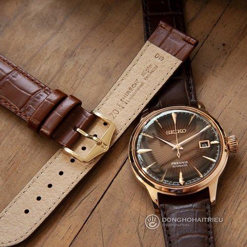 Đồng hồ nổi tiếng thế giới phối với dây da Hirsch bán chạy - Ảnh: 7