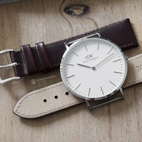 Đồng hồ nổi tiếng thế giới phối với dây da Hirsch bán chạy - Ảnh: 8