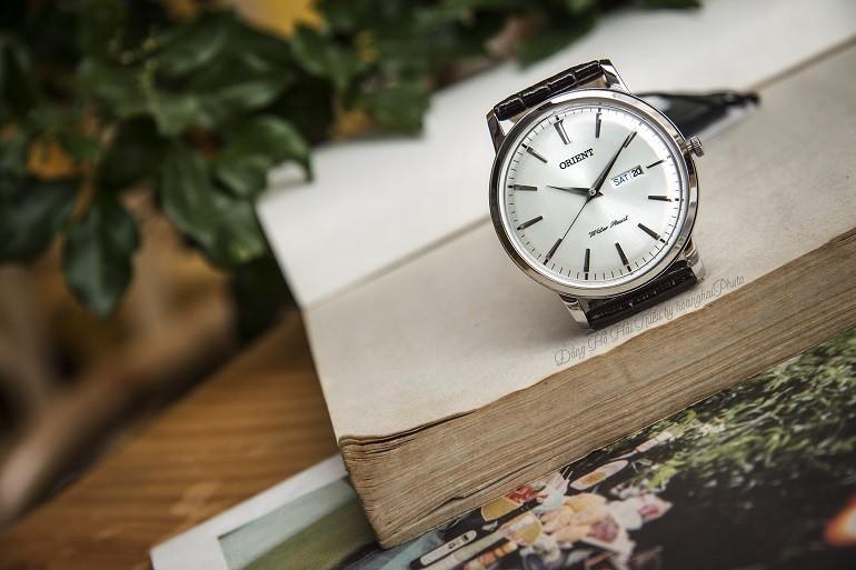 Đồng hồ Orient của nước nào? Giá bao nhiêu? Sử dụng máy gì? - Ảnh: Orient FUG1R003W6
