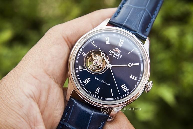 Đồng hồ Orient của nước nào? Giá bao nhiêu? Sử dụng máy gì? - Ảnh: Orient FAG00004D0