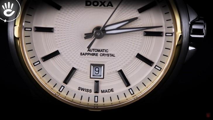 Đồng hồ Doxa D153TCM máy swiss automatic dành cho nữ - Ảnh: 6