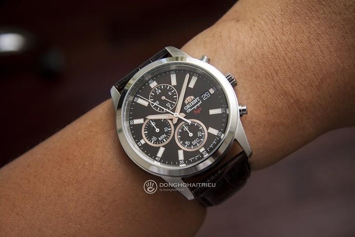 Đồng hồ Orient FKU00005T0 giá rẻ, miễn phí thay pin - Ảnh: 1