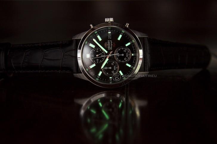 Đồng hồ Orient FKU00005T0 giá rẻ, miễn phí thay pin - Ảnh: 2