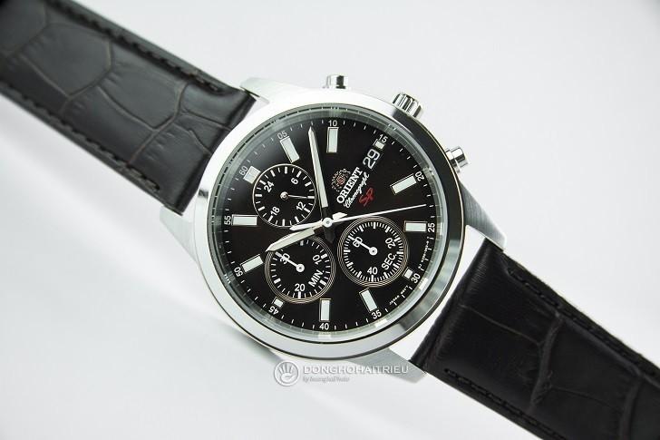 Đồng hồ Orient FKU00005T0 giá rẻ, miễn phí thay pin - Ảnh: 3