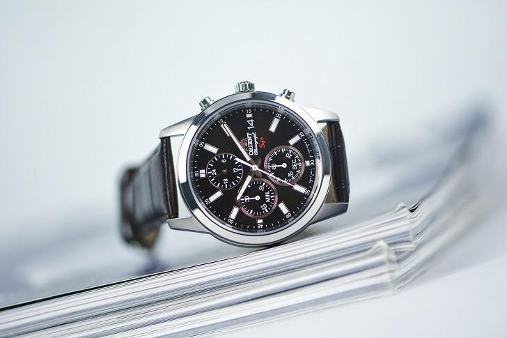 Đồng hồ Orient FKU00005T0 giá rẻ, miễn phí thay pin - Ảnh: 4
