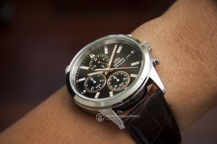 Đồng hồ Orient FKU00005T0 giá rẻ, miễn phí thay pin - Ảnh: 7