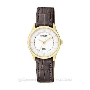 Tổng hợp 30 mẫu đồng hồ nữ mặt nhỏ dưới 29mm bán chạy nhất - Ảnh: Citizen ER0203-00B