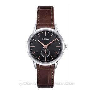 Tổng hợp 30 mẫu đồng hồ nữ mặt nhỏ dưới 29mm bán chạy nhất - Ảnh: Doxa D156SBK
