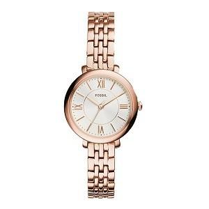 Tổng hợp 30 mẫu đồng hồ nữ mặt nhỏ dưới 29mm bán chạy nhất - Ảnh: Fossil ES3799