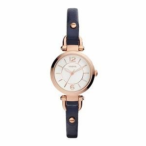 Tổng hợp 30 mẫu đồng hồ nữ mặt nhỏ dưới 29mm bán chạy nhất - Ảnh: Fossil ES4026
