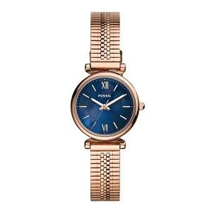 Tổng hợp 30 mẫu đồng hồ nữ mặt nhỏ dưới 29mm bán chạy nhất - Ảnh: Fossil ES4693