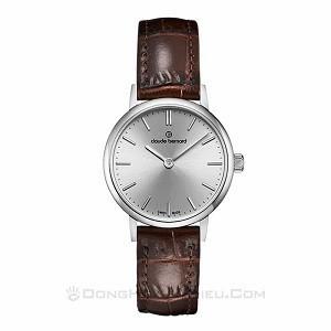 Tổng hợp 30 mẫu đồng hồ nữ mặt nhỏ dưới 29mm bán chạy nhất - Ảnh: Claude Bernard 20215.3.AIN