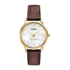 Tổng hợp 30 mẫu đồng hồ nữ mặt nhỏ dưới 29mm bán chạy nhất - Ảnh: Doxa D158KWH