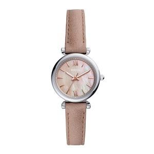 Tổng hợp 30 mẫu đồng hồ nữ mặt nhỏ dưới 29mm bán chạy nhất - Ảnh: Fossil ES4530