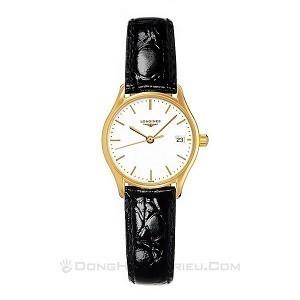 Tổng hợp 30 mẫu đồng hồ nữ mặt nhỏ dưới 29mm bán chạy nhất - Ảnh: Longines L4.259.2.12.2
