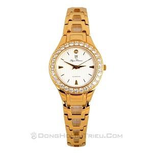 Tổng hợp 30 mẫu đồng hồ nữ mặt nhỏ dưới 29mm bán chạy nhất - Ảnh: Olym Pianus 24591DLK-T